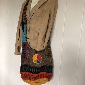The Collection Royal Hippie Bag